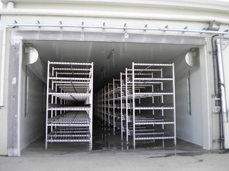 Levala seenekasvatuse tootmishoone