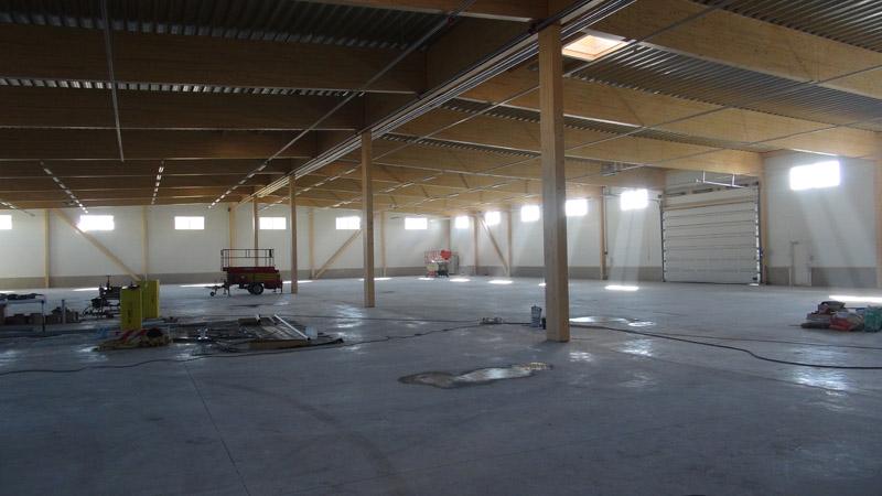 Tapa Mill kontori- ja tootmishoone