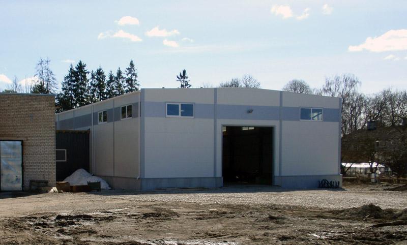 Lisako OÜ tootmishoone Arknal 2008