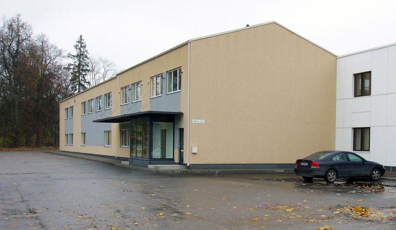 Viru Elektrik kontori- ja laohoone rekonstrueerimine